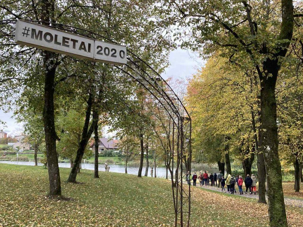 Išvyka į Molėtus 2020