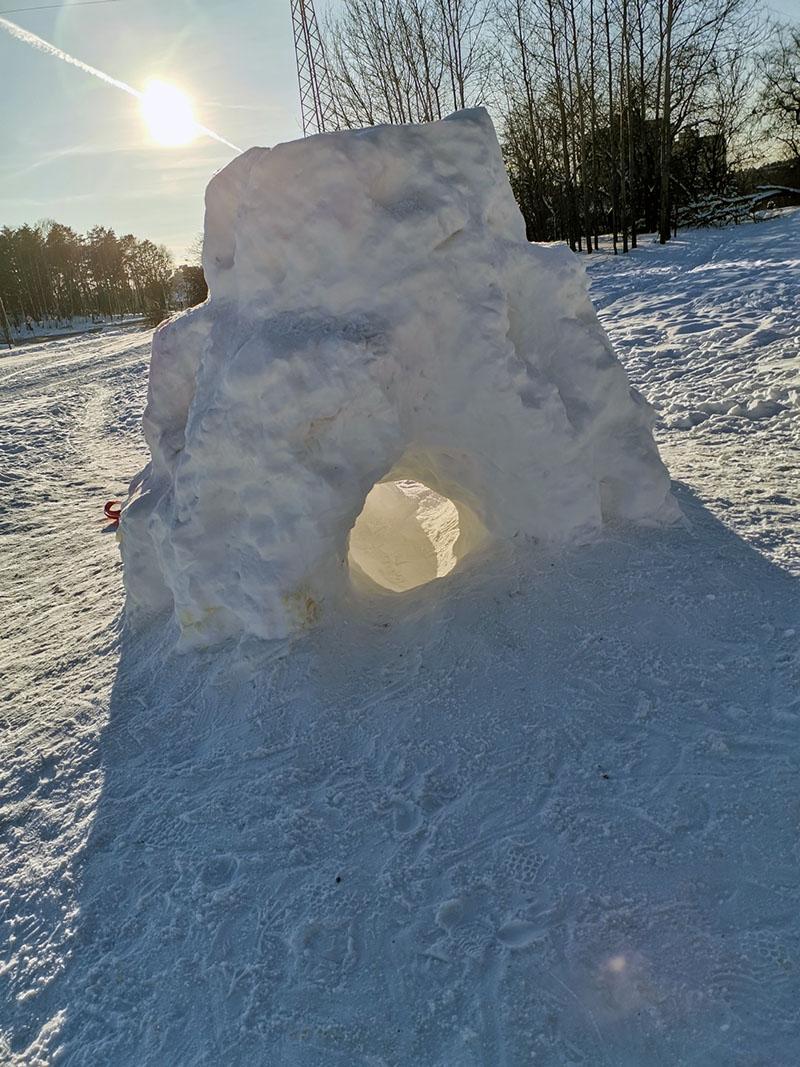 Sniego namas