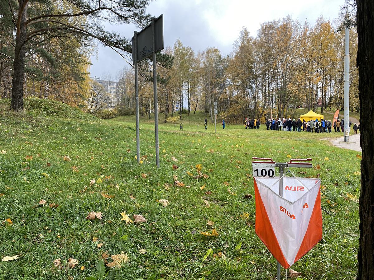 Vilniaus miesto moksleivių orientavimosi sporto varžybos